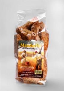 Mandurlin - Biscotti alle mandorle